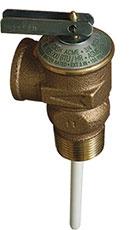Cash Acme Temperature And Pressure T Amp P Relief Valves