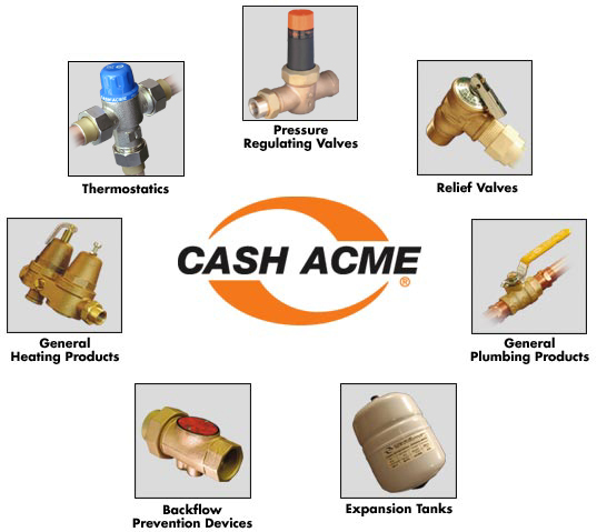 Cash Acme Products