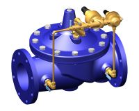 cla val pressure reducing valve manual