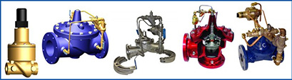 Pressure Relief Valves Group