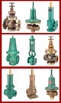 Keckley Control Valves