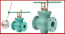 Keckley Float & Lever Valves