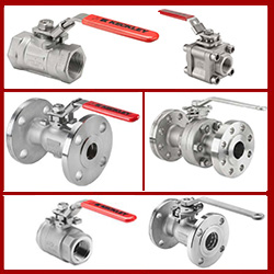 Keckley Ball Valves