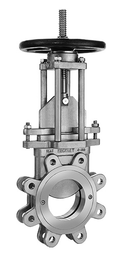 Keckley Knife Gate Valves