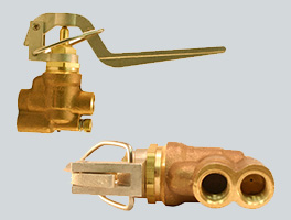 Kingston Burner Valves