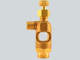 Oil Lubricator Valve Model 145G