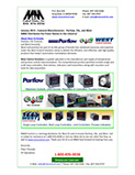Partlow, CAL Controls & West Instruments