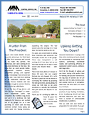 2nd Issue, June 2014 M&M Control Industry Newsletter