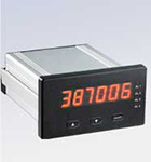 D3870 Series 6-Digit Frequency Input Indicator/Totalizer