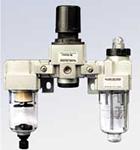 Filter, Regulator, Lubricator Assemblies (FRLs)