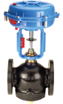 596 Series Flowrite II Heavy Duty Control Valve
