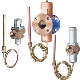 56-T Series Temperature Actuated Water Regulating Valves