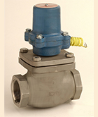 Gould Hazardous Location Normally Open Solenoid Valves Type KR-1-2