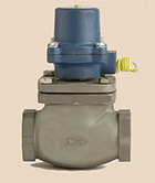 Gould Hazardous Location Steam Solenoid Valves Type KX-1-2