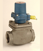 Gould Stainless Steel Steam Solenoid Valve KR-1-3T