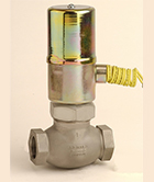 Gould Stainless Steel Oil Solenoid Valve Type KR