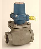 Gould SS Normally Open Solenoid Valve KRX-1-2