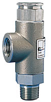 Model 140 Kunkle Safety Valves