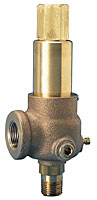 Kunkle Model 912 Steam/Air/Gas/Liquid