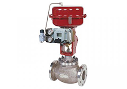 Masoneilan 2100 Series Single Port Globe Control Valve