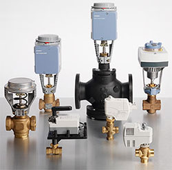 Siemens Family of Valves
