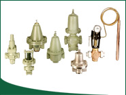 Spence Direct Operated Valves