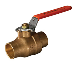 Stockham Ball Valve