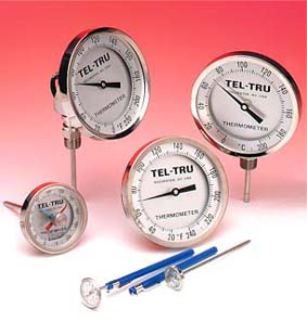 Tel-Tru Manufacturing Company - Quality Industrial Thermometers and Temperaure Instrumentation Products, Since 1916