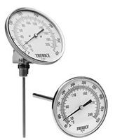 Trerice Bimetal Thermometers